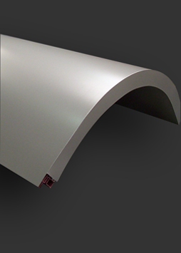 curved composite