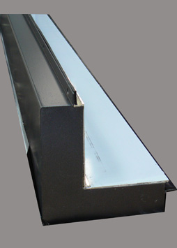 insulated aluminium flashing