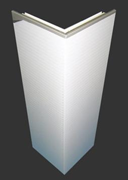 microrib corner