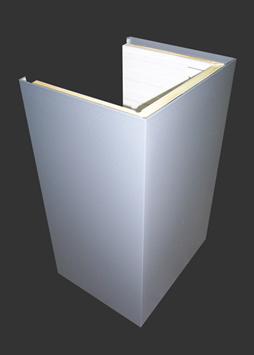 microrib double corner