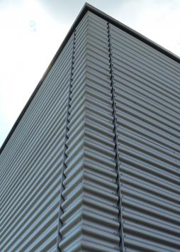 vertical fins