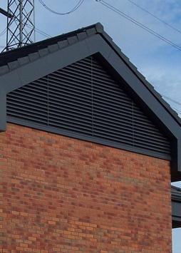 gable louvre panels